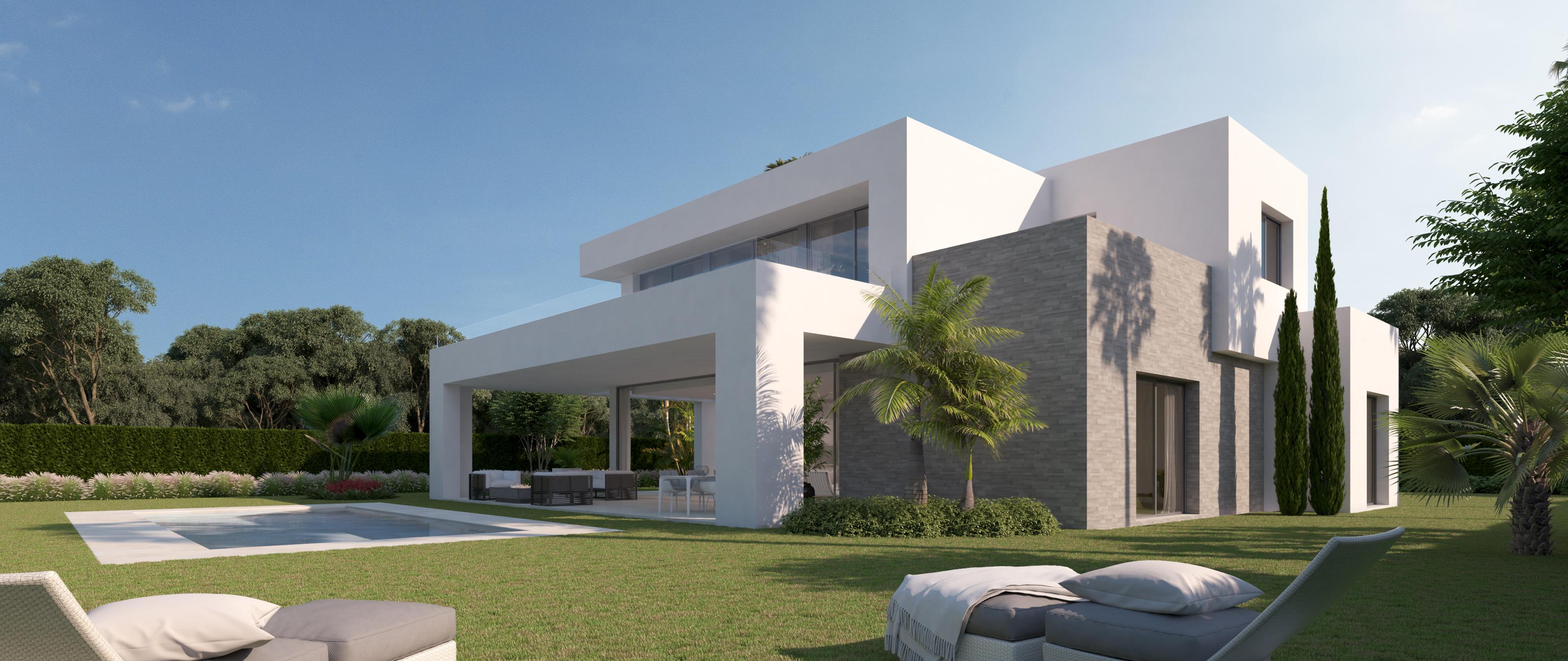 Schöne Immobilien an der Costa del Sol oder Costa Blanca