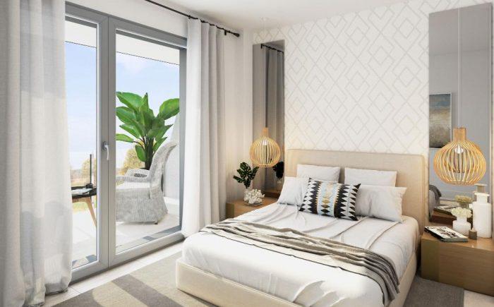 342-06-design-reihenhaus-meerblick-strandnah-mijas-schlafzimmer
